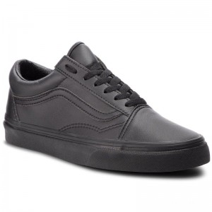 Black Friday 2020 | Vans Tennis Old Skool VN0A38G1PXP (Classic Tumble) Blk Mono