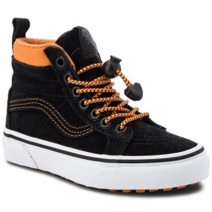 [Vente] Vans Boots Ski8-Hi Mte VN0A2XSNUE8 (Mte) Toggle/Orange/Black