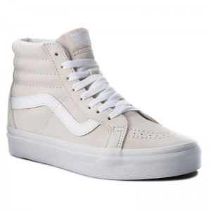 Black Friday 2020 | Vans Sneakers Sk8-Hi Reissue VN0A2XSBU5L (Pig Suede) Moonbeam/True