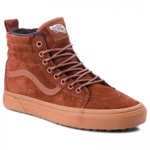Black Friday 2020 | Vans Sneakers Sk8-Hi Mte VN0A33TXUC81 (Mte) Sequoia/Gum