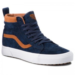 [Vente] Vans Sneakers Sk8-Hi Mte VN0A33TXUCB (Mte) Suede/Dress Blues