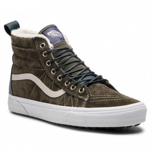 Black Friday 2020 | Vans Sneakers Sk8-Hi Mte VN0A33TXUQ91 (Mte) Dusty Olive/Darest