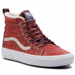 Black Friday 2020 | Vans Sneakers SK8-Hi Mte VN0A33TXUQA1 (Mte) Hot Sauce/Port Roya