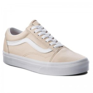 [Vente] Vans Tennis Old Skool VN0A38G1UA8 (Leather) Sand Sollar