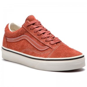 Vans Tennis Old Skool VN0A38G1UNG1 (Hairy Suede) Hot Sauce/S