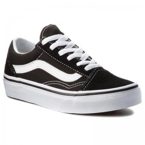 Black Friday 2020 | Vans Tennis Old Skool VN000W9T6BT Black/True White