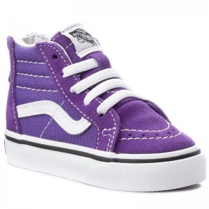 Black Friday 2020 | Vans Sneakers Sk8-Hi Zip VN0A32R34ME Heliotrope/True White