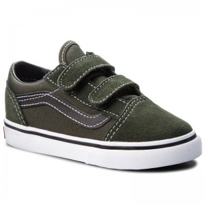 Vans Chaussures basses Old Skool V VN0A344KU3X Duffel Bag/Black
