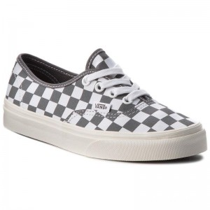 [Vente] Vans Tennis Authentic VN0A38EMU531 (Checkerboard) Pewter/Mar