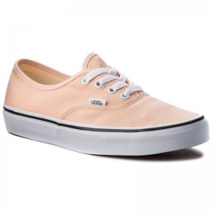 Vans Tennis Authentic VN0A38EMU5Y Bleached Apricot/True Whi