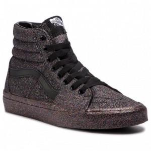 Black Friday 2020 | Vans Sneakers Sk8-Hi VN0A38GEUKN1 (Rainbow Glitter) Black/B