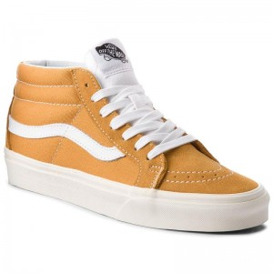Black Friday 2020 | Vans Sneakers Sk8-Mid Reissue VN0A3MV8UCP (Retro Sport) Sunflower