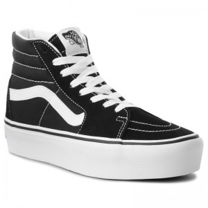 Vans Sneakers Sk8-Hi Platform 2 VN0A3TKN6BT Black/True White