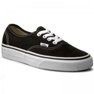 Black Friday 2020 | Vans Tennis Authentic VN-0 EE3BLK Black