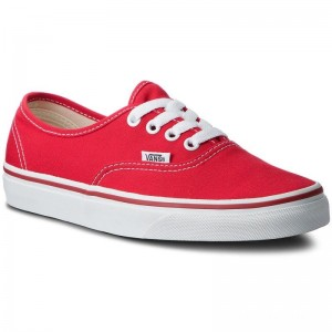 Black Friday 2020 | Vans Tennis Authentic VN000EE3RED Red