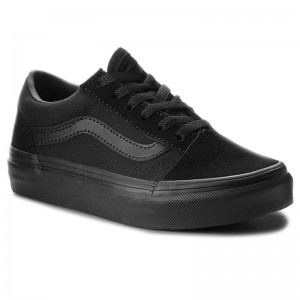 Black Friday 2020 | Vans Tennis Old Skool VN000W9TENR Blk/Blk