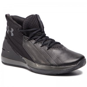Under Armour Chaussures Ua Lockdown 3 3020622-001 Blk