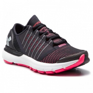 Under Armour Chaussures Ua W Speedform Europa 1285482-002 Blk/Ptp/Msv