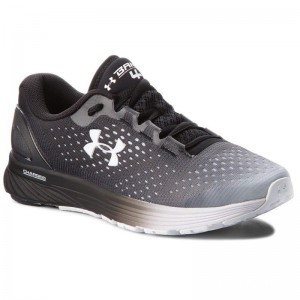 Under Armour Chaussures Ua W Charged Bandit 4 3020357-001 Blk