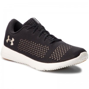 Black Friday 2020 | Under Armour Chaussures Ua W Rapid 1297452-004 Blk