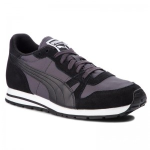 Black Friday 2020 | Puma Sneakers Yarra Classic 361403 01 Black/Asphat