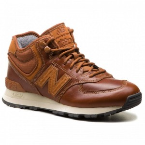 New Balance Sneakers MH574OAD Marron