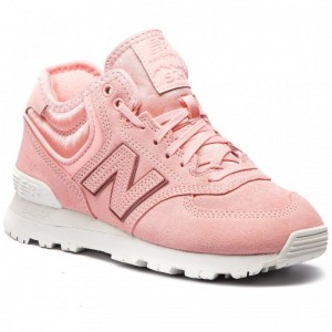 New Balance Sneakers WH574BA Rose