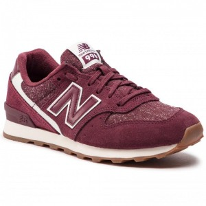 New Balance Sneakers WR996TA Bordeaux
