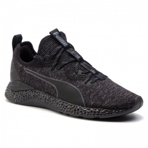 Black Friday 2020 | Puma Chaussures Hybrid Runner 191111 10 Asphalt/Puma Black