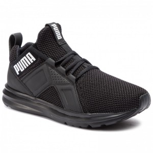 Black Friday 2020 | Puma Chaussures Enzo Wave 191487 01 Black/Puma White