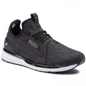 Puma Sneakers Ignite Limitless Lean 191772 06 Black/Puma Silver