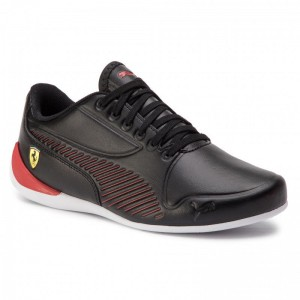 Black Friday 2020 | Puma Sneakers Sf Drift Cat 7S Ultra Jr 306426 01 Black/Rosso Corsa