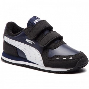 Black Friday 2020 | Puma Sneakers Cabana Racer Sl V Inf 351980 75 Peacoat/Puma Black