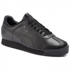 Black Friday 2020 | Puma Sneakers Roma Basic 353572 17 Black/Black