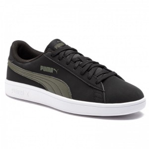 Puma Sneakers Smash V2 Buck 365160 05 Black/Puma Black