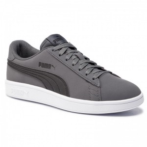 Puma Sneakers Smash V2 Buck 365160 08 Iron Gate/Puma Black