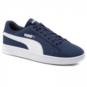 Black Friday 2020 | Puma Sneakers Smash V2 Buck 365160 09 Peacoat/Puma White