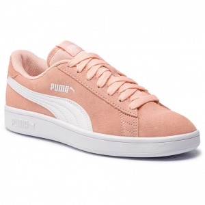 Puma Sneakers Smash V2 Sd Jr 365176 16 Peach Bud/Puma White