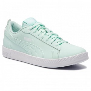 Puma Sneakers Smash Wns V2 L 365208 11 Fair Aqua/Puma White