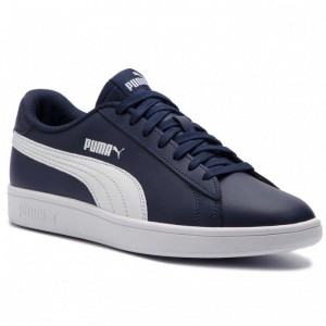 Puma Sneakers Smash V2 L 365215 05 Peacoat/Puma White