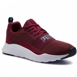 Puma Chaussures Wired 366970 06 Cordovan/Peacoat