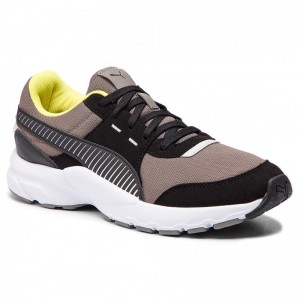 Puma Chaussures Future Runner 368035 05 Charcoal/Gray/P.Blk/P.Wht