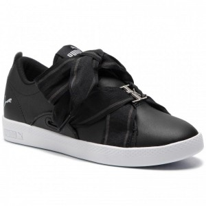 Puma Sneakers Smash Wns Buckle 368081 01 Black/Puma Black