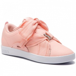 Puma Sneakers Smash Wns Buckle 368081 05 Peach Bud/Bright Peach