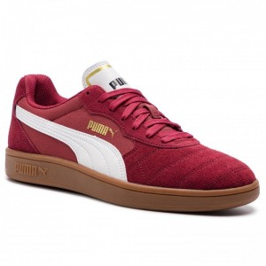 Black Friday 2020 | Puma Sneakers Astro Kick 369115 05 Cordovan/Puma White