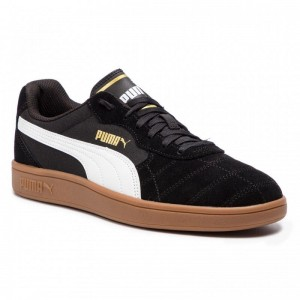 Puma Sneakers Astro Kick 369115 06 Black/White/Puma Team Gold