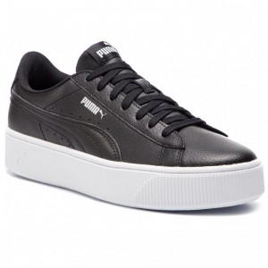 Puma Sneakers Vikky Stacked L 369143 01 Black/Puma Black