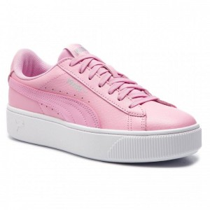 Black Friday 2020 | Puma Sneakers Vikky Stacked L 369143 04 Pale Pink/Pale Pink