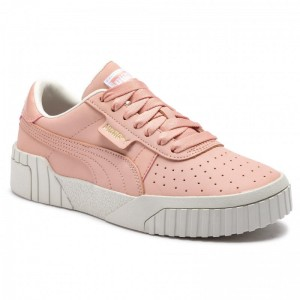 Black Friday 2020 | Puma Sneakers Cali Nubuck Wn's 369161 01 Peach Bud/Peach Bud