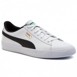 Black Friday 2020 | Puma Sneakers Court Star Vulc Fs 369287 02 Wht/Puma Blk/Puma Wht